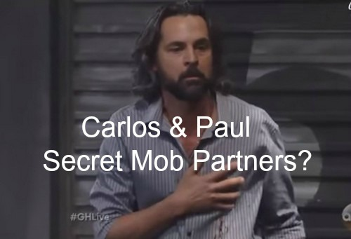 General Hospital (GH) Spoilers: Did Paul Help Carlos Fake Death - Partners in Port Charles Mob War?