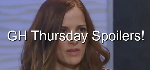 General Hospital (GH) Spoilers: Tracy Threatens Hayden About Father, Rachel Reveal Looms - Griffin Won't Accept Sonny's Fibs