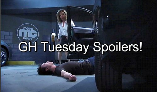 General Hospital (GH) Spoilers: Nikolas Fools Hayden – Jason Accuses Franco of Stalking – Anna Confronts Alexis Over Dead Hale