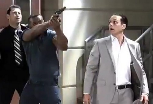 General Hospital Spoilers: Explosion Shatters Port Charles - Sonny and Julian's Gun Battle Over Ava
