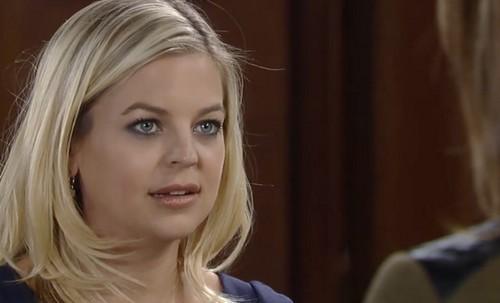 General Hospital Spoilers December 22-26: Alexis Gets A Shocking Visitor, Obrecht Helps Maxie, Jordan Is In Danger