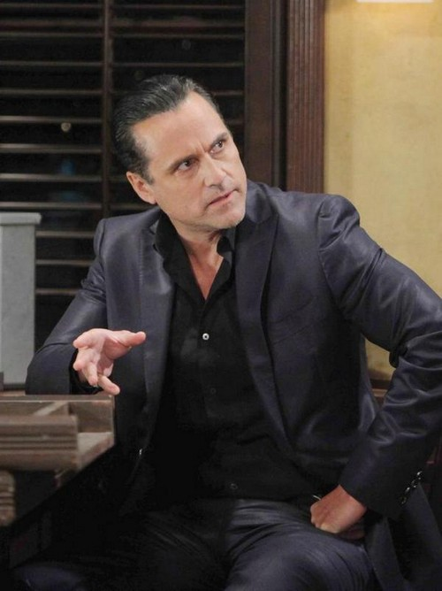 General Hospital Spoilers: Franco Catches Sonny and Carly In The - Furious, Does He Tell Michael Who Murdered AJ?