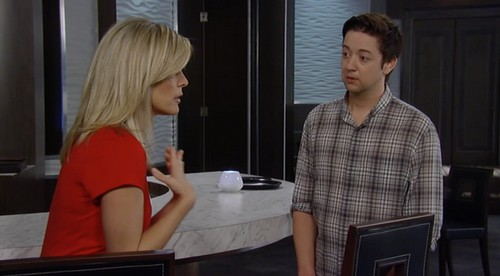 'General Hospital' Spoilers: Nina Questions Nathan's Paternity - Spinelli Investigates Hayden - Jake Feels Robin Connection