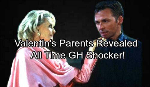 General Hospital (GH) Spoilers: Valentin's True Parents Revealed - Raised by Helena But Not a Cassadine