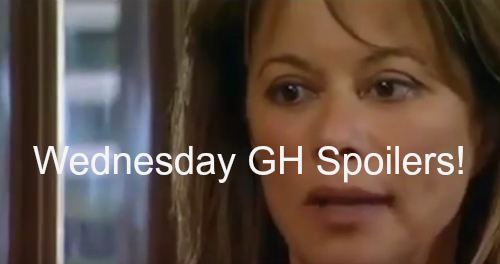 'General Hospital' Spoilers: Julian and Sonny in Alexis Pregnancy Showdown - Maxie Rages at Nathan – Dillon Fights for Kiki