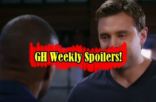 'General Hospital' Spoilers: Week of Dec. 5 - Lulu Investigates Charlotte - Julian Blackmails Alexis - Ava Fights for Avery
