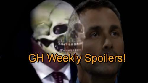 General Hospital Spoilers: Week of October 31 – Valentin Haunts MetroCourt Halloween – Sonny Goes After Julian, Shots Fired