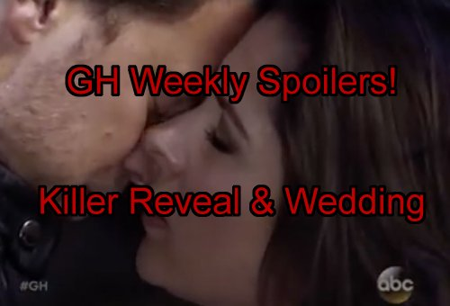 'General Hospital' Spoilers: Week of August 29 – Serial Killer Revealed – Hayden Attacks Liz – Jordan Makes Arrest – GH Blackout