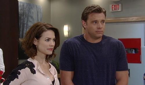 General Hospital Spoilers Week of November 17: Jake Recalls Jason Morgan - Sonny Cuts A Deal - Anna's Faison Confession