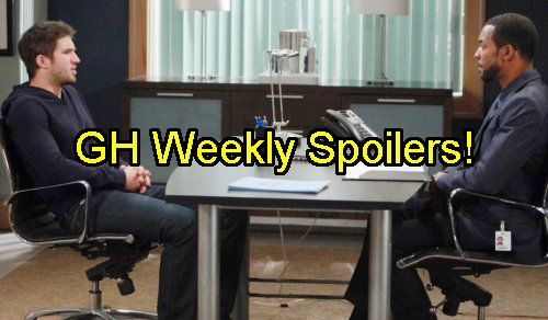 General Hospital Spoilers: Week of September 26 – Claudette Paternity Test Results Blindside Griffin – Anna and Laura Return
