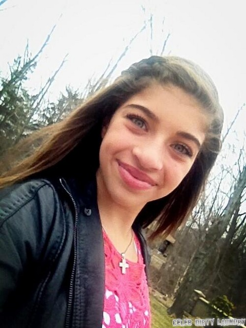 Theresa And Joe Giudice's Daughter Gia Tweeting Anti-Gay Slurs