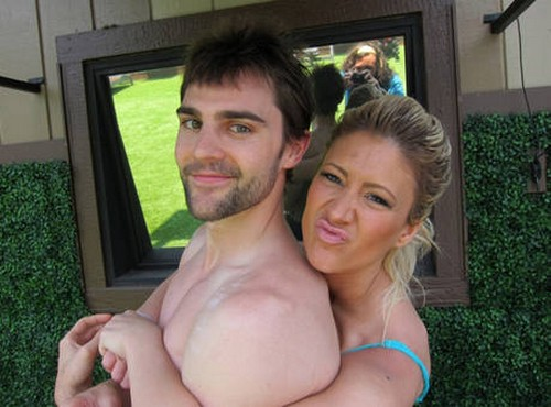 GinaMarie Zimmerman And Nick Uhas Big Brother 15 Showmance Goes Into
