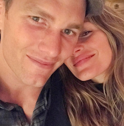 Gisele claims Brady suffered concussion last season