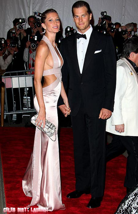 Gisele Bundchen And Tom Brady Expecting Baby Number Two!