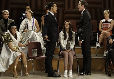 Glee Season 4 Episode 7 Dynamic Duets Sneak Peek, Preview and Spoliers: X-Men Meets Dancing with the Stars (Video)