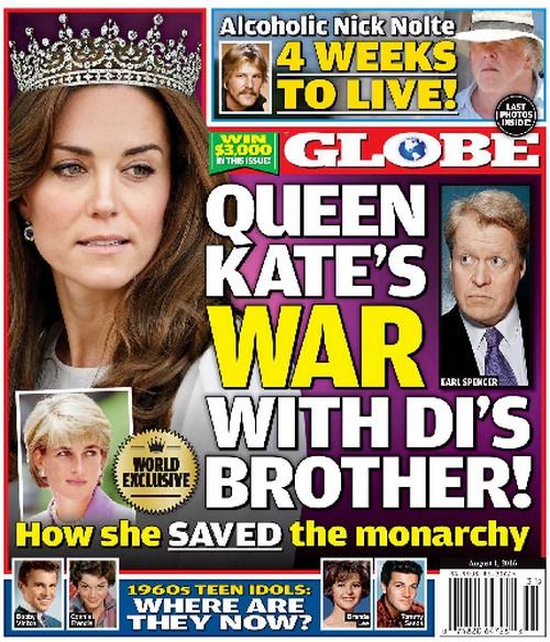 Kate Middleton Horrified: Halts Charles Spencer And Karen Gordon Bed And Breakfast Plans For Princess Diana Home