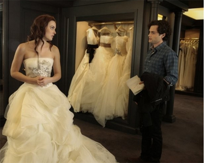 'Gossip Girl' Spoiler Photo: Is Blair Still Planning To Marry Louis?