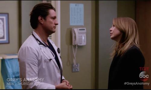 "Grey's Anatomy 3/23/17 Recap: Season 13 Episode 17 ""Till I Hear It From You"""