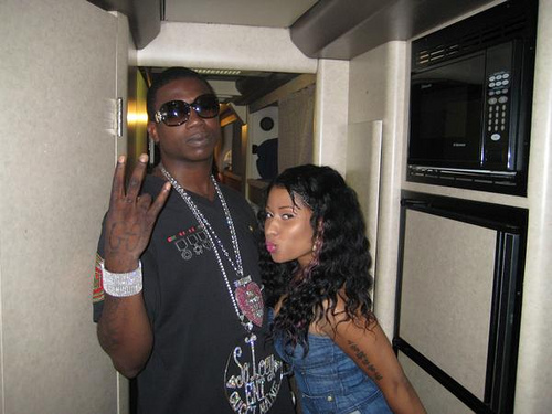 Gucci Mane Paid Nicki Minaj $60 For Sex