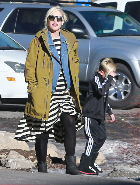 Gwen Stefani's New Fashion Line, Design with Purpose, has Fashionistas around the World Drooling!