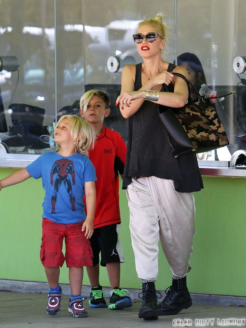 Gwen Stefani Pregnant With Baby Number Three at 43 Years Old - Gavin Rossdale the Lucky Dad
