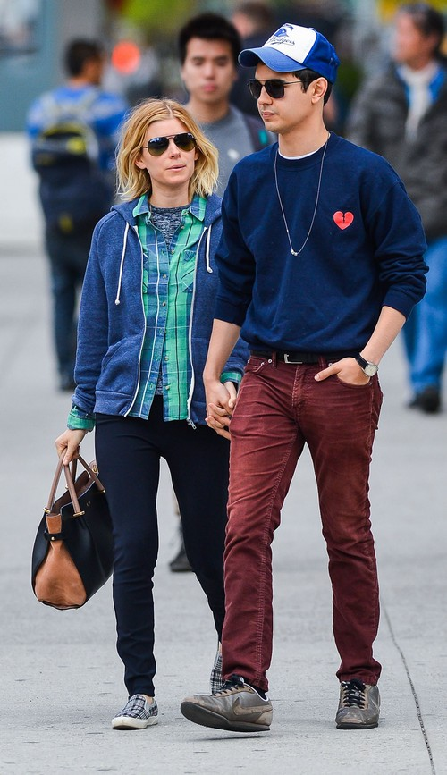 Gwyneth Paltrow and Max Minghella Cheating On Kate Mara - Kate Looks Angry? (PHOTOS)