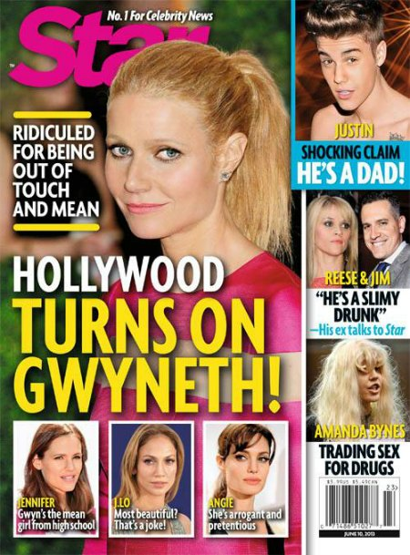 Angelina Jolie Says Gwyneth Paltrow Is Arrogant And Pretentious - Photo