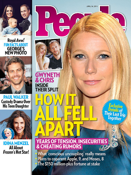 Gwyneth Paltrow And Chris Martin Split Resulted After Years Of Tension, Cheating, And Insecurities! (PHOTO)