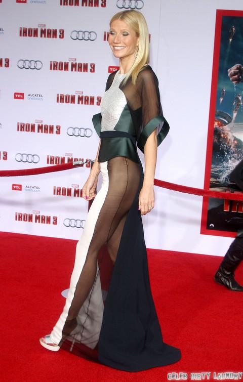 Gwyneth Paltrow Hates Kim Kardashian And Doesn't Want Trainer Tracy Anderson Near Her