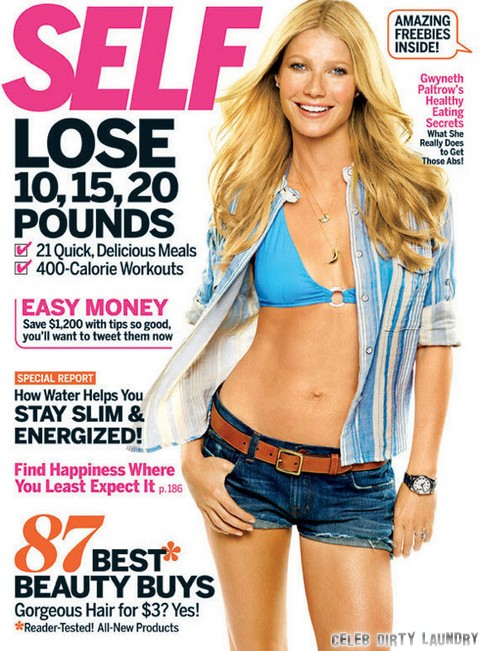 Gwyneth Paltrow's New Diet Helped Her Orgasm Again With Husband Chris Martin