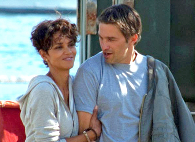 Are Halle Berry And Olivier Martinez Engaged?