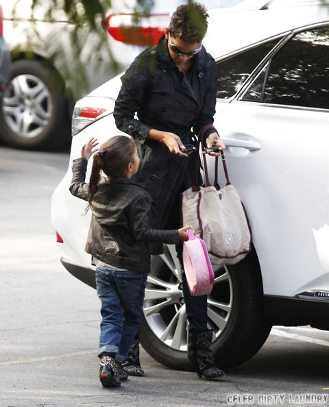 Halle Berry and Olivier Martinez Relationship In Trouble - Report