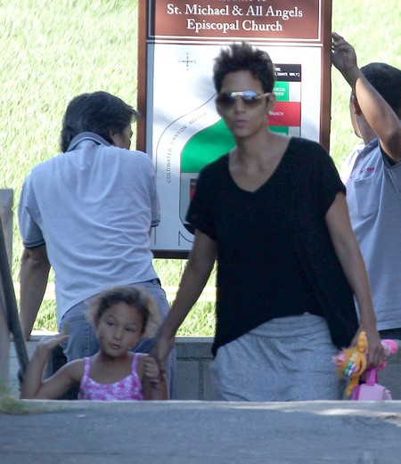 Halle Berry Loses Custody Battle to Gabriel Aubry: Nahla Stays in USA as Court Says No to France