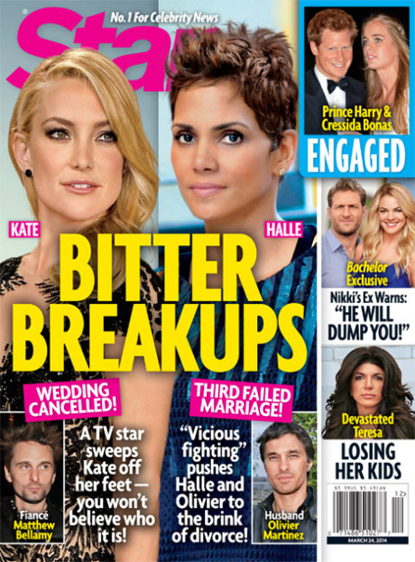 Halle Berry and Olivier Martinez Divorce Looms on the Horizon: Vicious Fighting Ripping them Apart! (PHOTO)