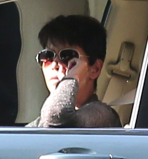 Halle Berry And Olivier Martinez Break Up: Wedding Ring Off - Couple Split In Secret Separation (PHOTOS)