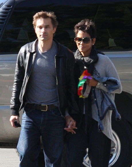 Gabriel Aubry Claims Olivier Martinez Threatened to Kill Him, Says Halle Berry Has the Evidence!