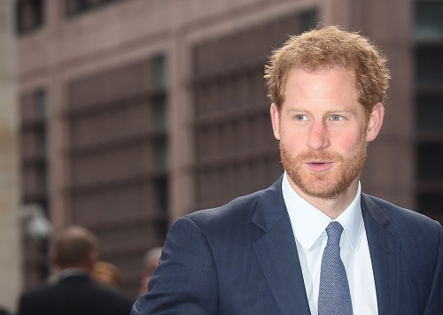Prince Harry in a hurry to move Meghan into his new home