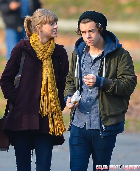 Taylor Swift And Harry Styles Back Together: Couple Still In Love - Report