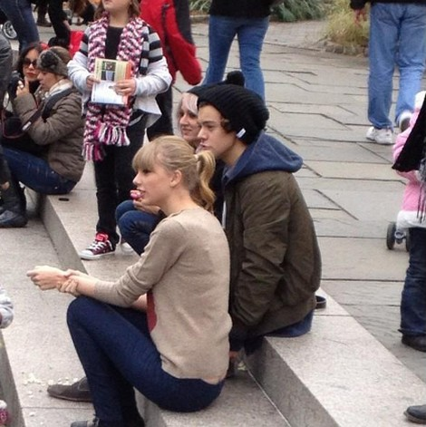 Harry Styles and Taylor Swift Date in Central Park – Relationship Confirmed - Photos Here
