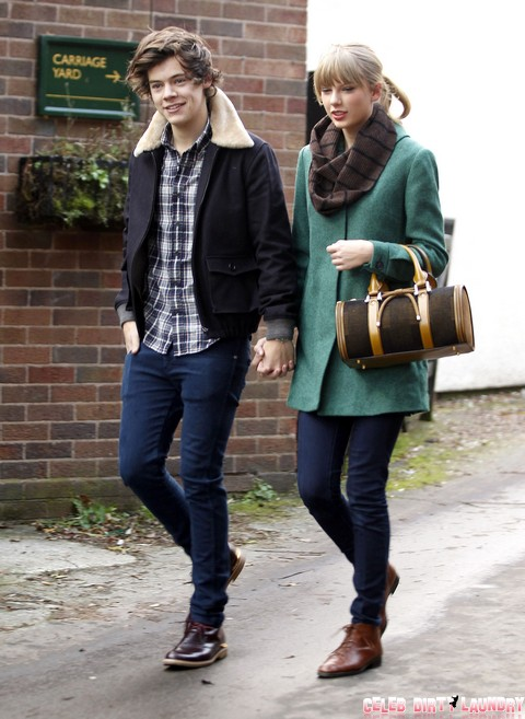 Taylor Swift and Harry Styles To Be Married In One Week - Report