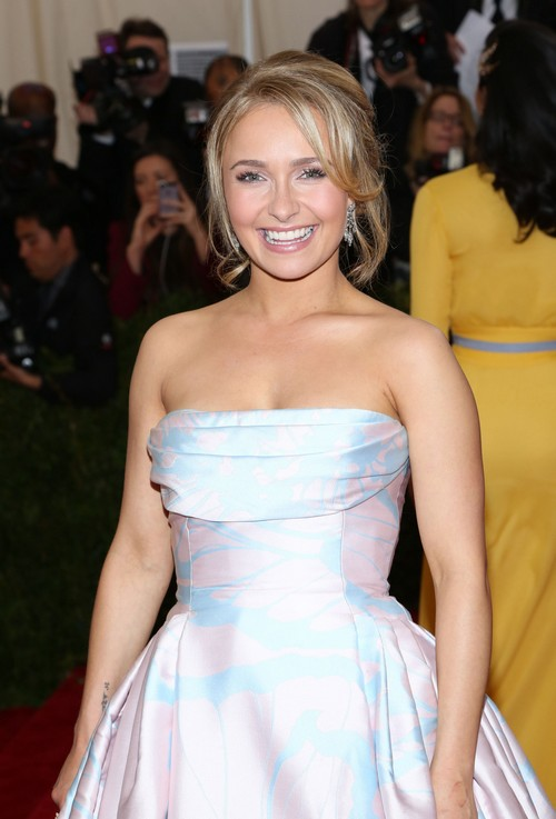 Hayden Panettiere Pregnant With Fiance Wladimir Klitschko's Child - Baby Bump (Photos)