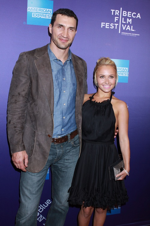 Hayden Panettiere Gives Birth To Daughter Kayla - Where Was Wladimir Klitschko - Are They Still Together?