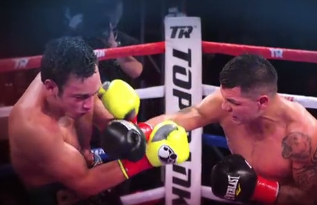 Julio Cesar Chavez Jr. And Bryan Vera II Go Head-to-Head In Electric Fight On HBO March 1 - Boxing At Its Best! (VIDEOS)