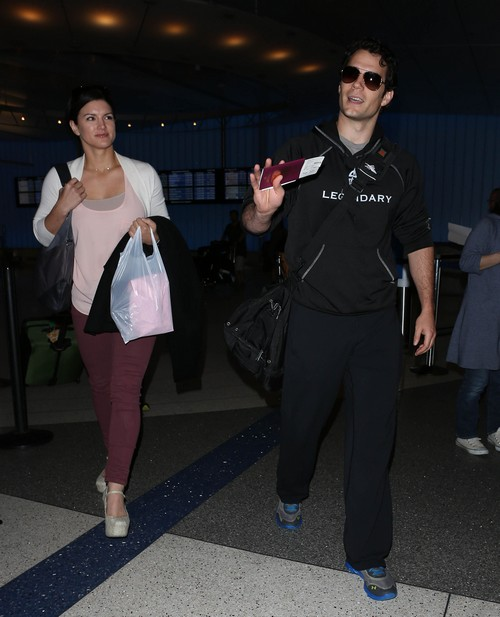 Gina carano dating in Sydney