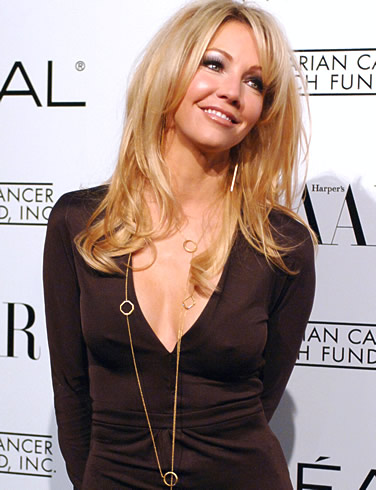Heather Locklear Has Been Hospitalized
