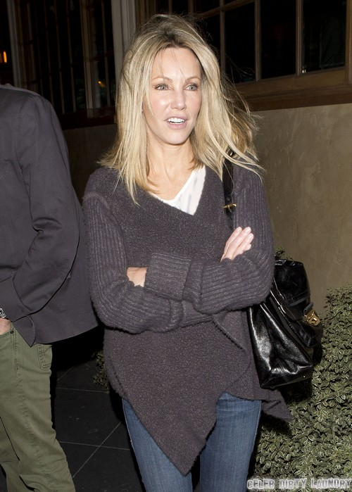 Tom Cruise and Heather Locklear's Date From Hell Revealed!