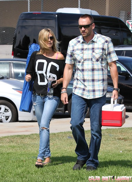 Heidi Klum and Martin Kristin Break Up: Heidi Wants Seal Back After Split