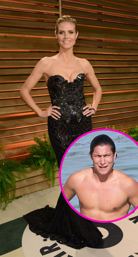 Heidi Klum And Vito Schnabel Caught Kissing At LA Nightclub - They're Getting Hot And Heavy!