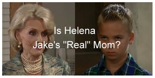 """General Hospital (GH) Spoilers: Is Little Jake Spencer a Closet Cassadine? Was Helena His """"Real"""" Mother?"""