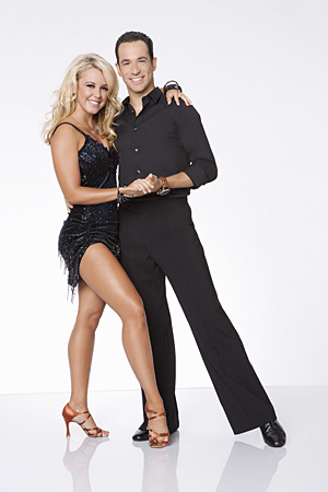 Helio Castroneves Dancing With The Stars All-Stars Fox Trot Performance Video 9/24/12